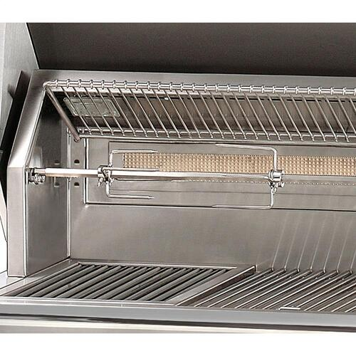 """Alfresco - 30"""" All Infra Red Grill Built-In"""