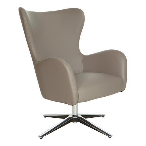 Ultra-modern Swivel Arm Chair By Worksmart