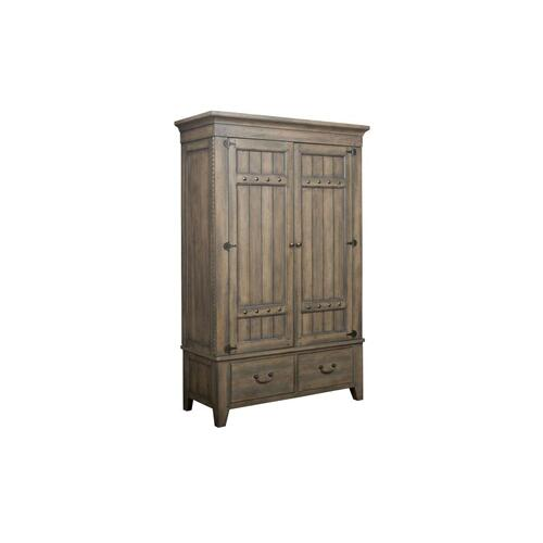 Kincaid Furniture - Simmons Armoire - Complete
