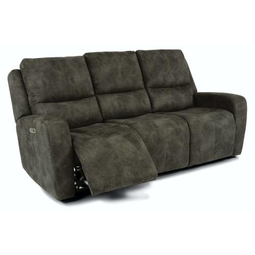Gallery - Aiden Power Reclining Sofa with Power Headrests