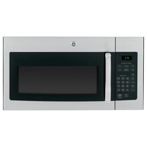 GE Appliances - GE® 1.6 Cu. Ft. Over-the-Range Microwave Oven
