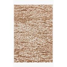 JY-01 Oatmeal / Terracotta Rug