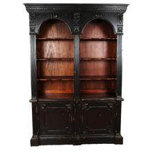 2-Arch Bookcase