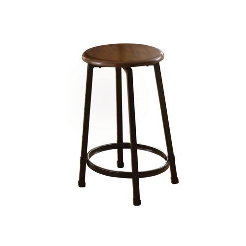 """Gallery - Rebecca 24"""" Backless Counter Stool"""