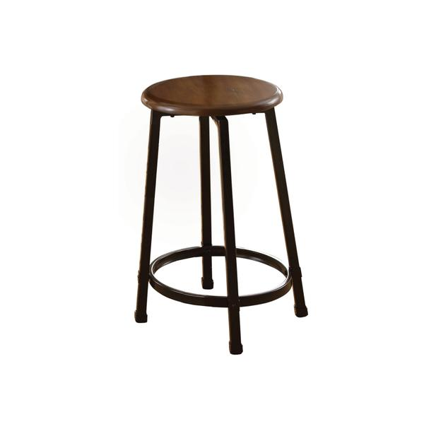 """See Details - Rebecca 24"""" Backless Counter Stool"""