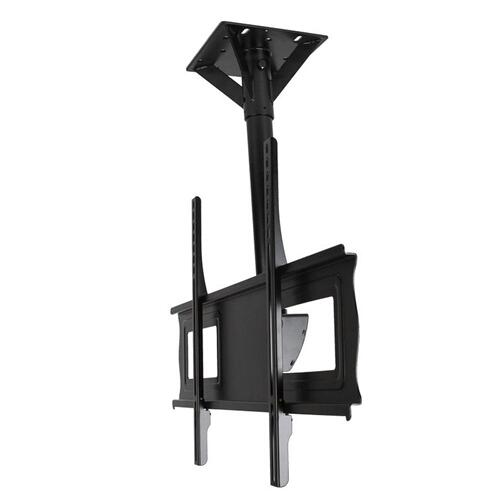 """SunBriteTV Ceiling Tilt Mount for 37"""" - 80"""" Large Outdoor TVs (Black) - SB-CM-T-L-BL"""