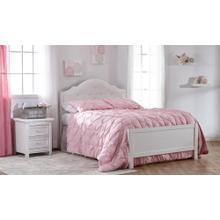 Cristallo Full-Size Bed Rails