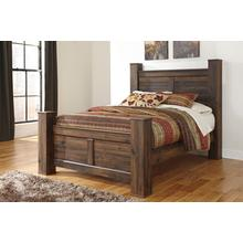 Quinden Queen Poster Headboard Panel