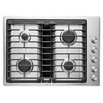"""Jenn-AirEuro-Style 30"""" JX3™ Gas Downdraft Cooktop"""