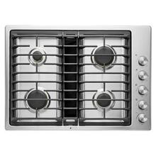 """View Product - Euro-Style 30"""" JX3™ Gas Downdraft Cooktop"""