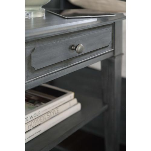 Hamilton One-Drawer Bedside Table