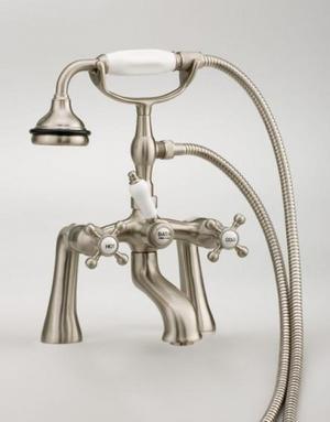 Rim Mount Tub Faucet Product Image