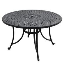 "Sedona Metal 46"" Dining Table"