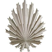 Visual Comfort CHD1624BSL E. F. Chapman Claymore 1 Light 21 inch Burnished Silver Leaf Wall Washer