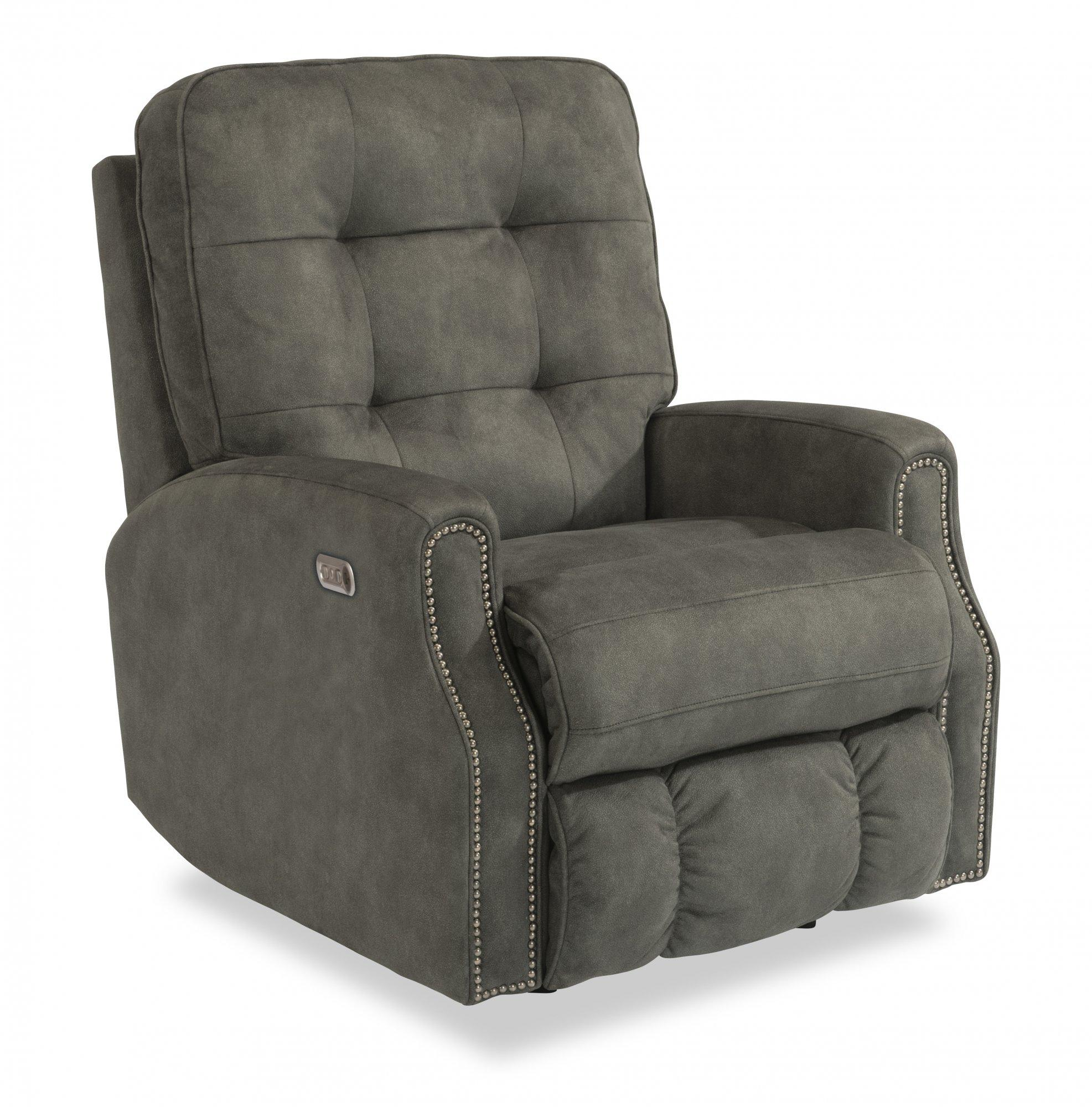 FlexsteelDevon Power Recliner With Power Headrest