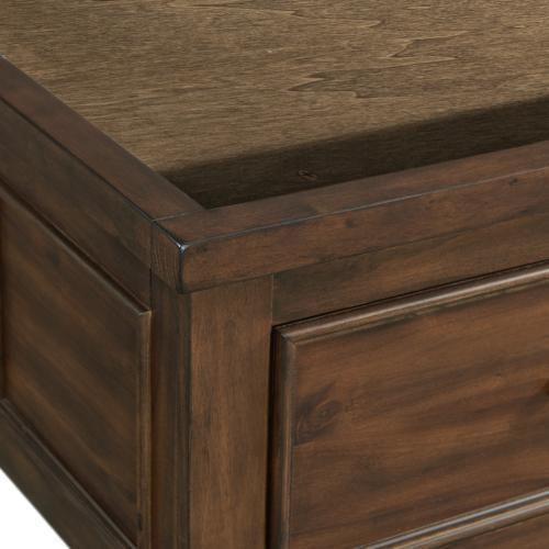 Sullivan King 6-Drawer Platform Storage Bed