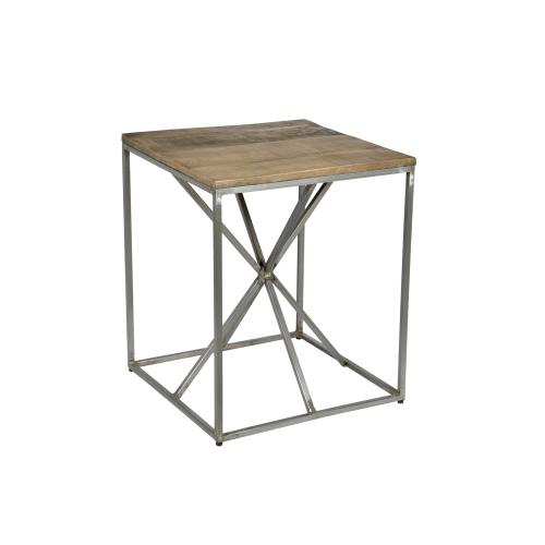 Bengal Manor Asterisk End Table