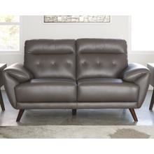 Sissoko Loveseat Gray
