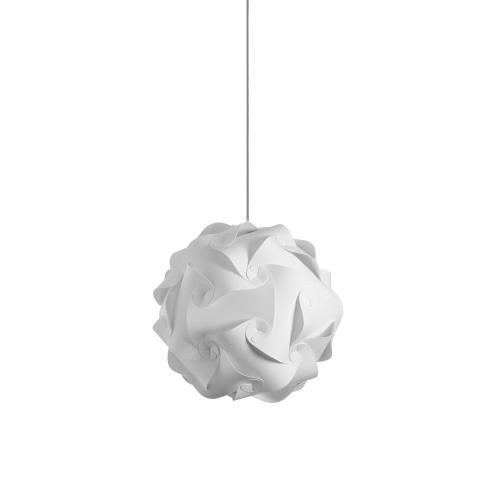 1lt Globus Small Jtone White