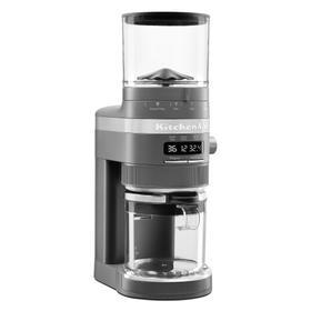 Burr Coffee Grinder - Matte Charcoal Grey