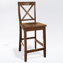 X-BACK 2PC COUNTER STOOL SET