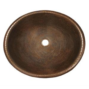 Rolled Classic in Antique Copper Product Image