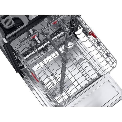 Smart Linear Wash 39dBA Dishwasher in Stainless Steel