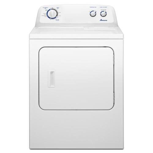 Amana Canada - Amana® 7.0 cu. ft. Gas Dryer with Energy Preferred Cycle