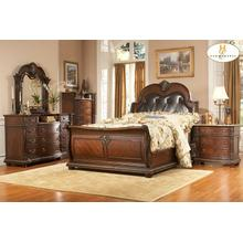 Homelegance 1394 Palace Cherry Bedroom set Houston Texas USA Aztec Furniture