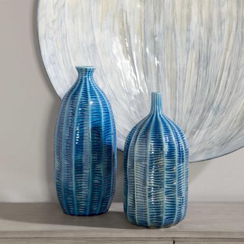 Bixby Vases, S/2
