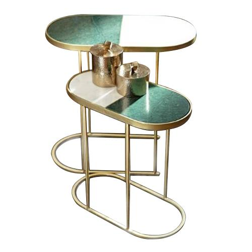A & B Home - S/2 Accent Tables