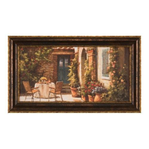 The Ashton Company - Sunny Courtyard