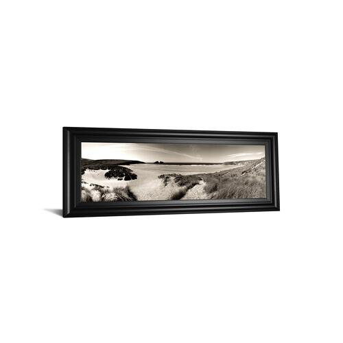"""The Wind In The Dunes Il"" By Noah Bay Framed Print Wall Art"