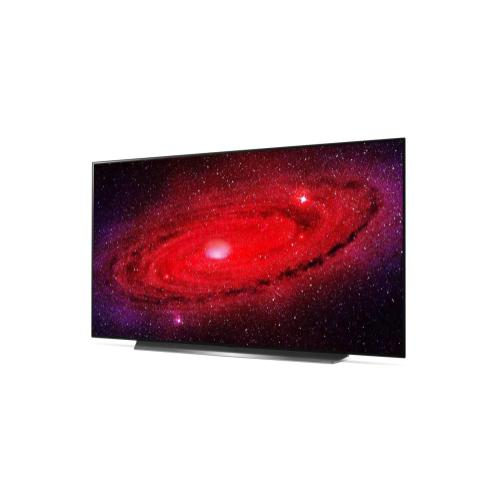 LG CX 55 inch Class 4K Smart OLED TV w/ AI ThinQ® (54.6'' Diag)