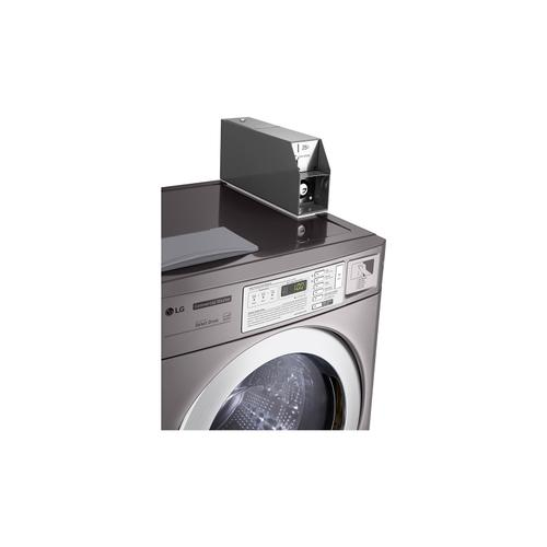LG - 3.7 cu.ft Standard Capacity Frontload Washer Coin