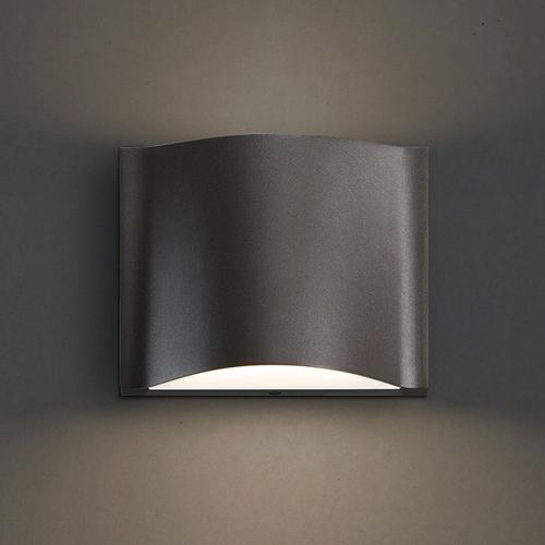 Sonneman - A Way of Light - Drift Single LED Sconce [Color/Finish=Textured Bronze]