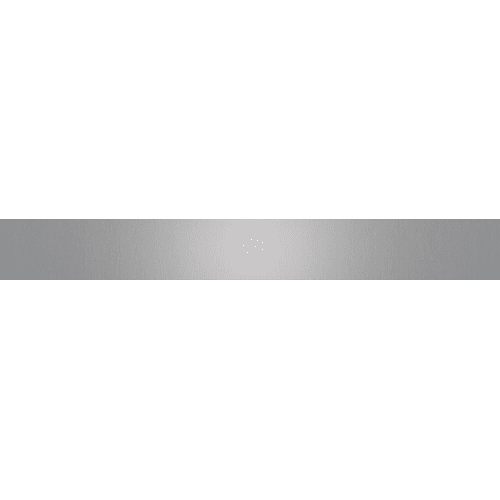 "Dishwasher 4"" Stainless Kickplate - 60cm Opening"