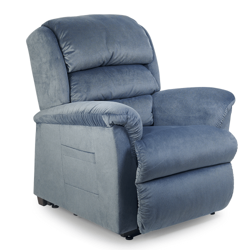 Gallery - (Temporarily Unavailable) Relaxer Medium Power Lift Chair Recliner
