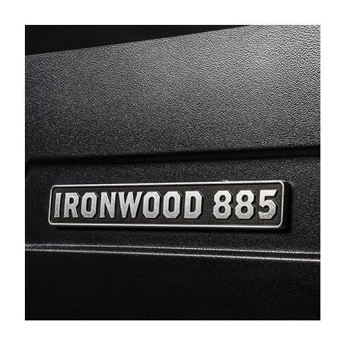 Ironwood 885 Pellet Grill