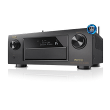4K Ultra HD 9.2 Channel Network AV Receiver with built-in Bluetooth, Wi-Fi, AirPlay, featuring Dolby Atmos