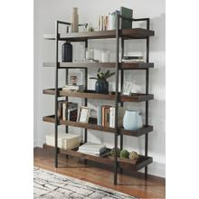 View Product - Starmore Bookcase Brown