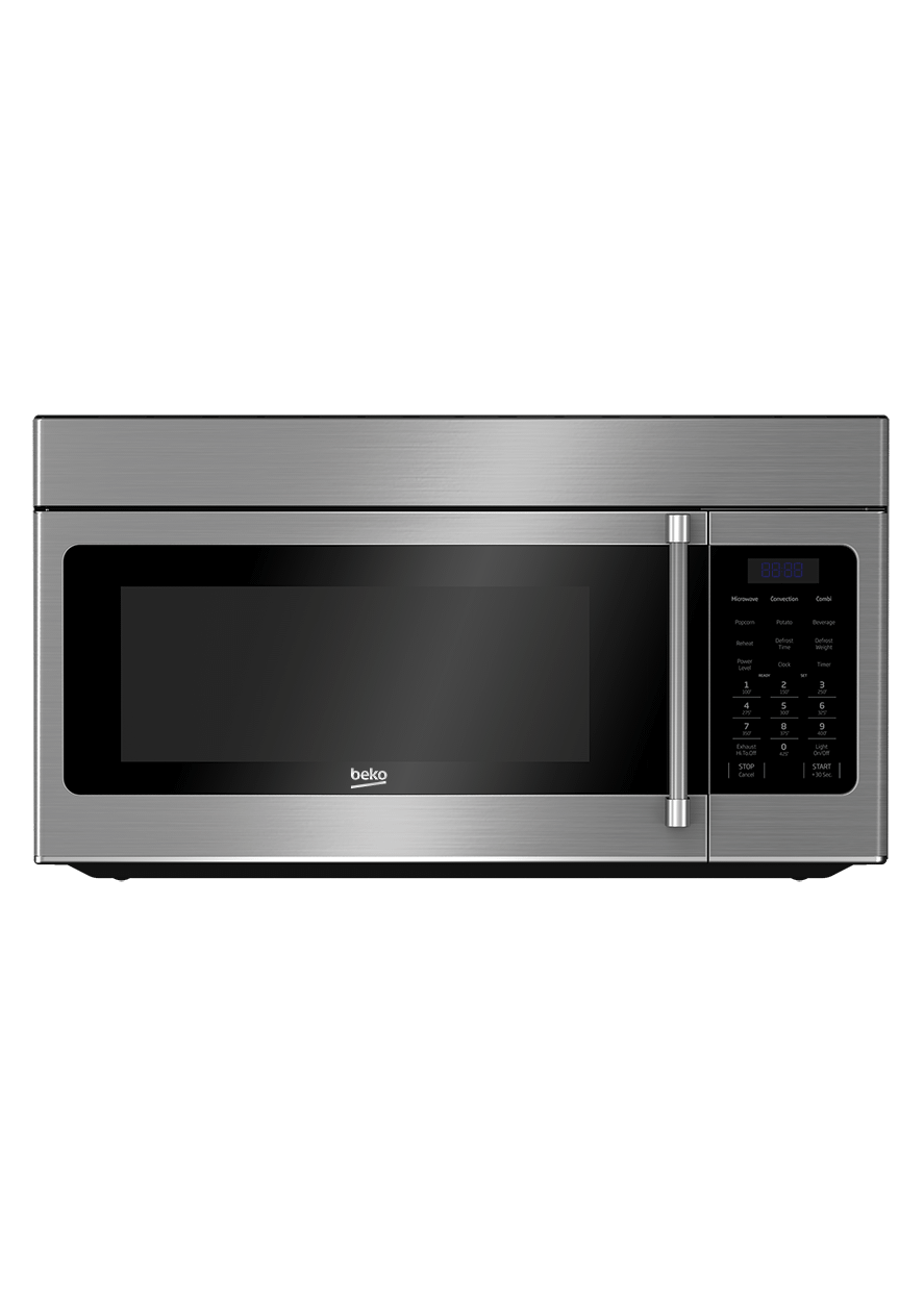 1.5 cu ft Over the Range Microwave Oven