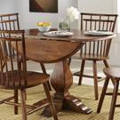 Drop Leaf Pedestal Table Base Product Image