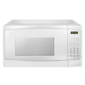 Danby 0.9 cuft White Microwave