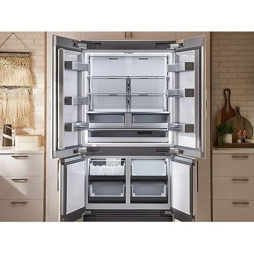 "Stainless Steel Accessory Kit for 42"" Built-in Refrigerator"