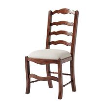 An Evening With Friends Side Chairs, #plain#