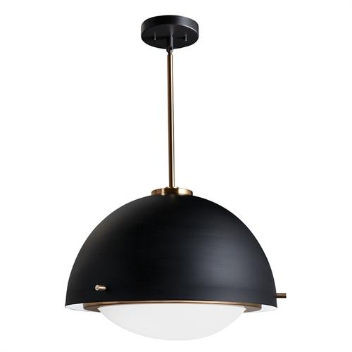 "Hemisphere 19"" 3-Light Pendant"