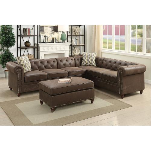 Gallery - 4-pcs Sectional