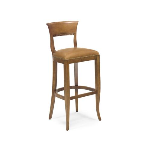 Beidermeier Stationary Barstool