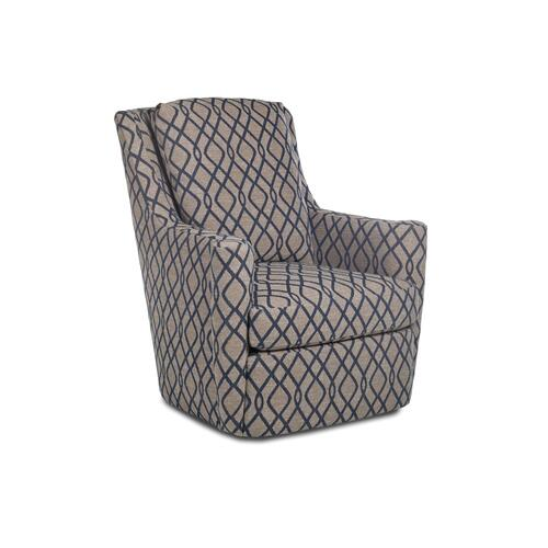 Journal High Back Swivel Chair